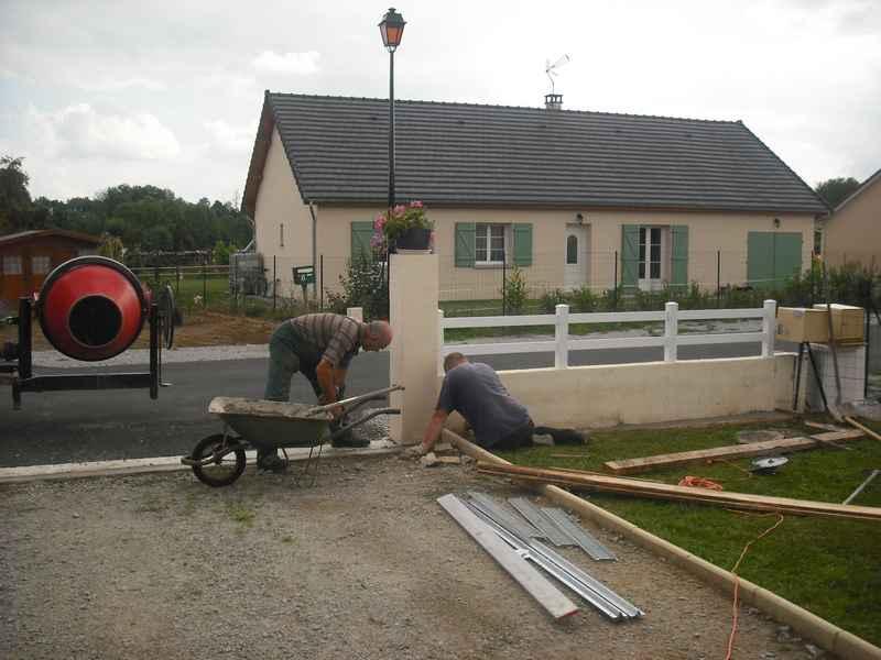 4 murs et 1 toit l 39 aventure de ma construction - Fabriquer un plateau coulissant ...